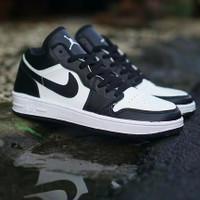 Sepatu Nike Air Jordan - Sepatu Basket Nike - Sepatu Basket Nike Air - Hitam Putih