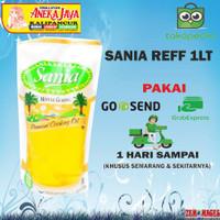Minyak goreng Sania reff 1lt