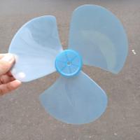 baling baling kipas angin Miyako 9 inch ORIGINAL