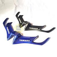 Winglet Premium Yamaha R15 VVA - R15 V3 - Hitam Doff