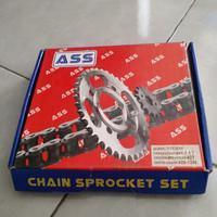 Gear Paket Vixion ASS