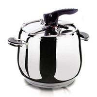 Oxone panci presto stainless steel 8 liter OX-1080 pressure cooker