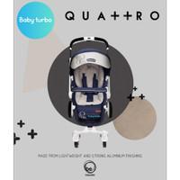Baby Stroller BabyElle Quattro S903