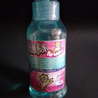 Shampo kucing anti kutu sampo armani tick and flea