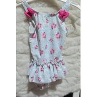 preloved swimsuit baby nutmeg
