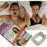 Alat Anti Ngorok Dengkur Snore Stopper Magnet Noseclip Premium
