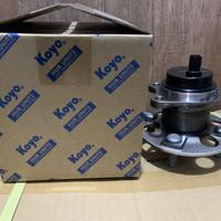 Bearing roda belakang toyota yaris dan new vios KOYO JP