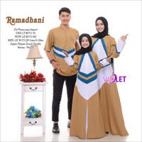 baju coupel keluarga muslim. ramadhani set by violet