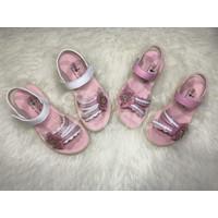 Sepatu sandal anak perempuan size 32-37