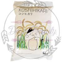 Beras Jepang - Koshihikari 5 kg