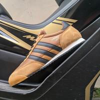 Sepatu Adidas Dragon Tan Brown Black Original