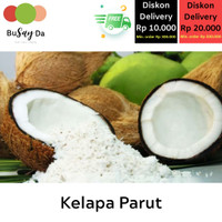 Kelapa Parut Santan (dari 1 butir kelapa)