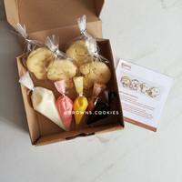Pentol Cookies DIY Decorating Kit / Kue Kering Hias Pentol