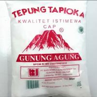 Tepung Tapioka Cap Gunung Agung