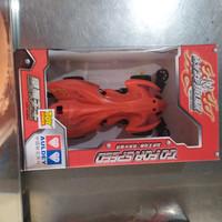 auldey mini 4wd siap race - Merah