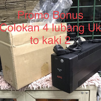 Ups Apc Bx650Lims / 650Va +AVR
