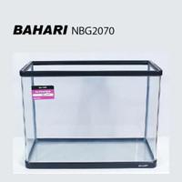 aquarium bahari type 2070 siku lengkung/banding