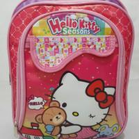 Tas Ransel Anak TK paud karakter Hello Kitty