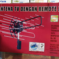Antena TV Remot Sanex WA-850 TG