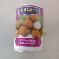 Longan Bala kaleng buah @565g