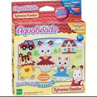 Aquabeads Sylvanian Families Character Set - Theme Refill