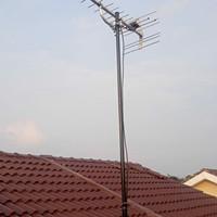 Antena tv digital yagi hd 19