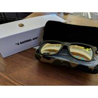 BAPE BS13030 GY sunglasses