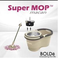 BOLDe Super MOP Macan Original ( Pengering Bisa di Angkat) - Biru