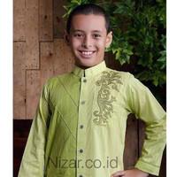 Baju Koko Pria Anak NY 4 E | Fashion-Busana Muslim Pria Anak