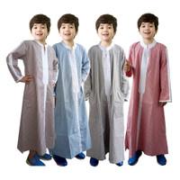 Baju Koko Gamis Anak Fayrany FKG-005 Size 13 - 15 - Merah Maroon, Size 13