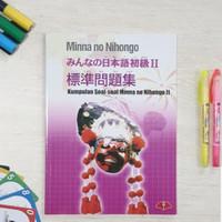 Kumpulan SOAL Minna No Nihongo Shokyu 2 (Edisi 1)