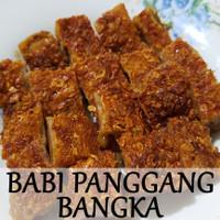 Babi panggang bangka saucu 1/4kg fresh asli bangka siomay baso chasio