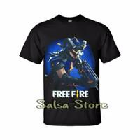 kaos/baju Free Fire FF17