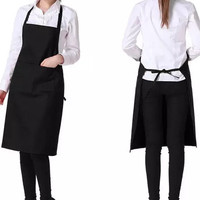 celemek masak full apron chef waterproof high quality
