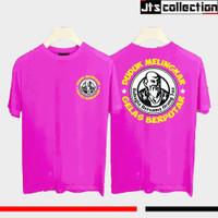 Kaos baju pink orang tua atasan cowo fashion pria distro murah ot11