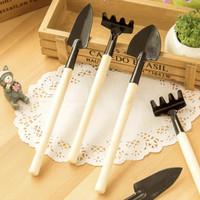 Alat Berkebun Mini Set 3in1 Garden Tools Sekop Taman Kebun Tanaman