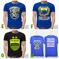 Baju Kaos Bola | T-Shirt | Kaos Distro | Baju Distro PERSIB BOBOTOH 2