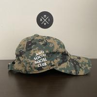 ASSC CAMO CAP