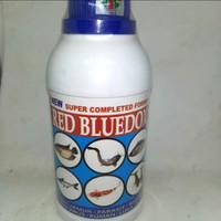 Obat Ikan Red Bluedox Anti jamur Parasit Bakteri Gurame Lele Nila Pati
