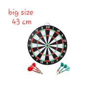 papan permainan lempar target panah busur dart board game mainan anak