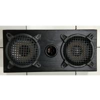 Paket Combo Speaker ACR 630 2Ps + Box 6 Inch Double dan Tutup 6 Inch