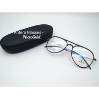 kacamata korea minus aviator 2191 free lensa anti radiasi uv dan emi