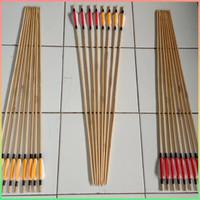 anak panah arrow bambu 10pcs