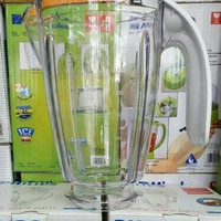 PHILIPS JAR GELAS BLENDER PLASTIK HR-2957/2061/2071/2115/2116