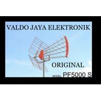 Antena TV Outdoor PF-5000/Antena Luar PF Goceng ORIGINAL