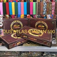 Sarung Atlas Jacquard Songket Idaman