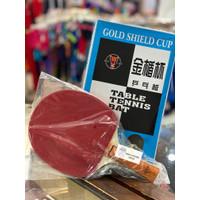 Bat Pingpong Gold Shield Asli / table tennis bat