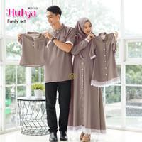 Fashion Muslim Baju Couple Keluarga Hulya