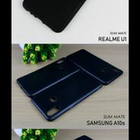Soft Case Samsung Galaxy J2 Core Slim Black Matte Lentur Doff Hitam