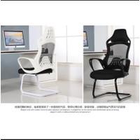 [Diskon Besar] Kursi kantor/ office chair/ kursi bangku kerja 01-1